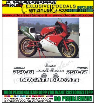 750 F1 DESMO