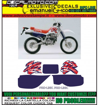 XR 600 R 1995