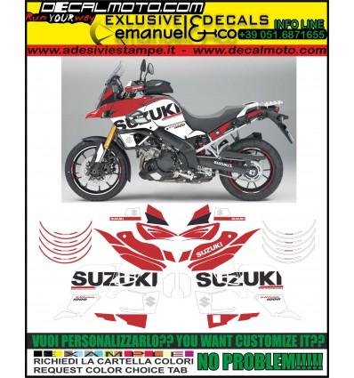 V-STROM DL 1000 2014 2016 SIGN