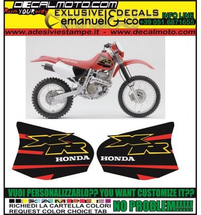 XR 400 R 2000