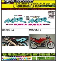 NSR 125 FL 1990 JC20
