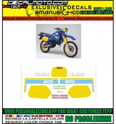 XT 600 Z TENERE 1986 1VJ