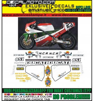851 1990 STRADA SUPERBIKE N.C.R. 1990
