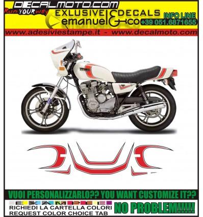 XJ 550 1981 SECA