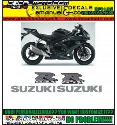 GSXR 750 2008 K8 BLACK