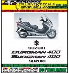 BURGMAN 400