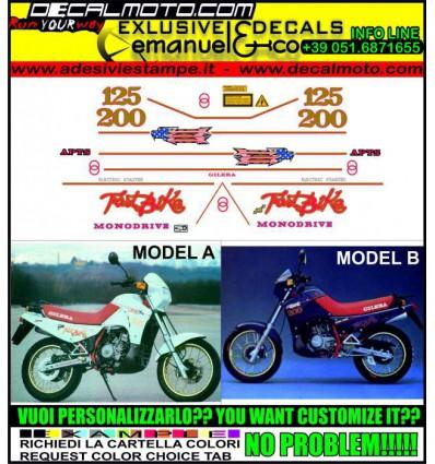 FASTBIKE 125 200 1987