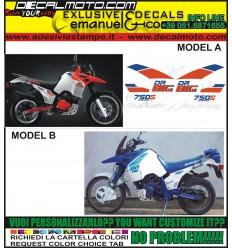 DR 750 1989 BIG S