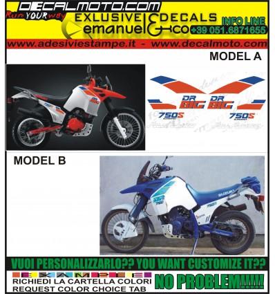DR 750 1989 S BIG