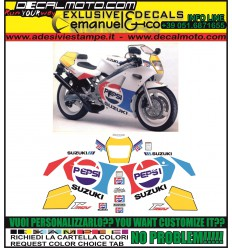 RGV 250 GAMMA 1989 SP PEPSI EDITION