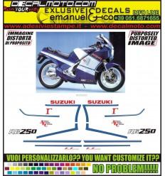 RG 250 GAMMA 1986