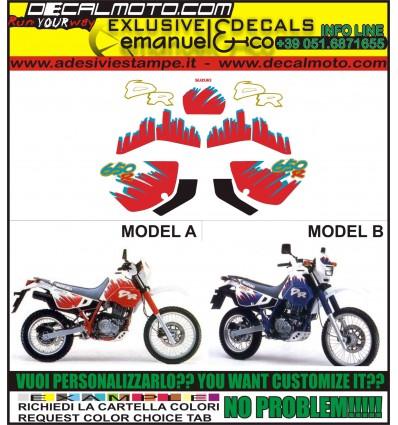 DR 650 1992 R