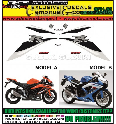 GSXR 600 2009 K9