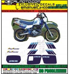 DR 600 1989 R DAKAR