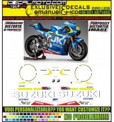 GSXR 600 750 1000 MOTO GP 2015