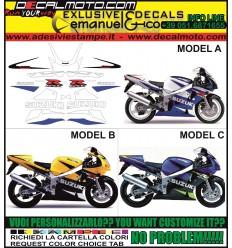 GSXR 600 2001 K1