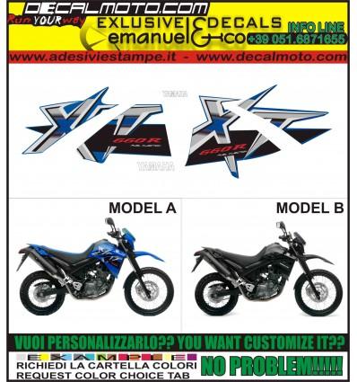XT 660 R 2008