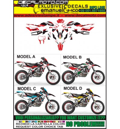 SXV RXV 450 550 2006 2013 RACING