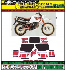 XT 600 Z TENERE 1983 34L