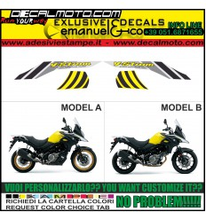 V-STROM DL 650 2017 + XT YELLOW
