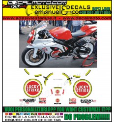 GSXR 600 750 1000 LUCKY STRIKE