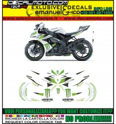 ZX-10 R NINJA 2008 - 2010 MONSTER