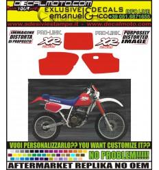 XR 250 R 1988