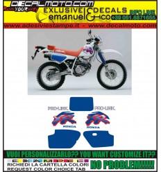 XR 250 R 1993