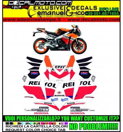 CBR 1000 RR 2009 REPSOL