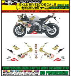RSV4 REPLICA MS MOTO GP TRIBUTE