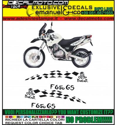 F650 GS 2000 DAKAR