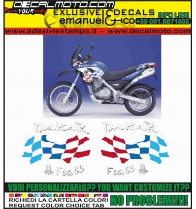 F650 GS 2002 DAKAR