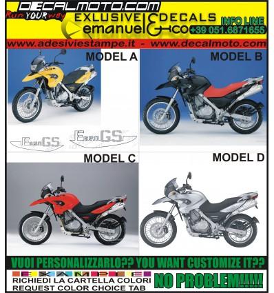 F650 GS 2004 2007