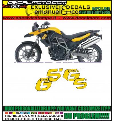 F650 GS 2012