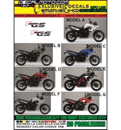 F700 GS 2013 - 2015