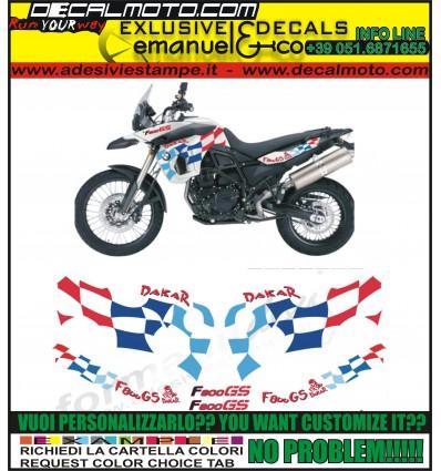 F800 GS 2008 2012 DAKAR