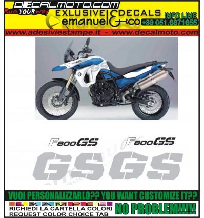 F800 GS AMERICA