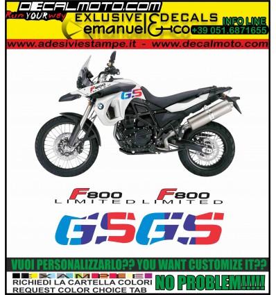 F800 GS 2008 - 2012 MOTORRAD LIMITED