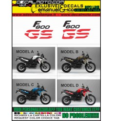 F800 GS 2013 2015