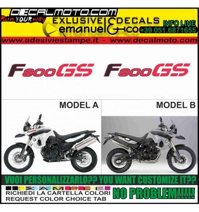F800 GS 2008 2012