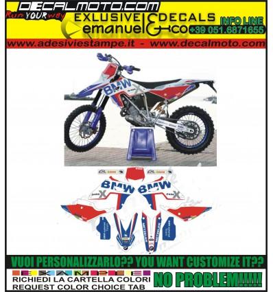 G450 X FACTORY BMW MOTORRAD ITALY TEAM