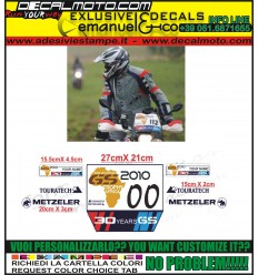 TABELLE TABS GS TROPHY 2010 AFRICA