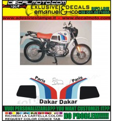 R80 GS 1984 - 1987 PARIS DAKAR