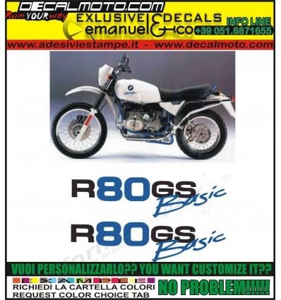 R80 GS 1996 1997 BASIC