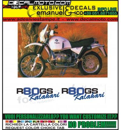 R80 GS 1996 1997 KALAHARI