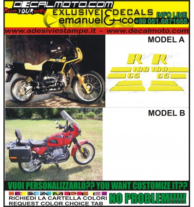 R100 GS 1990 1994