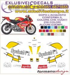 RS 125 2007 REPLICA SPAINS N1
