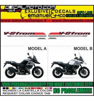 VSTROM DL 1000 2017 - 2018