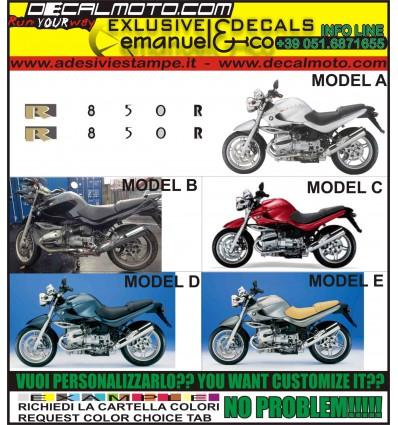 R850 R 2003 2005