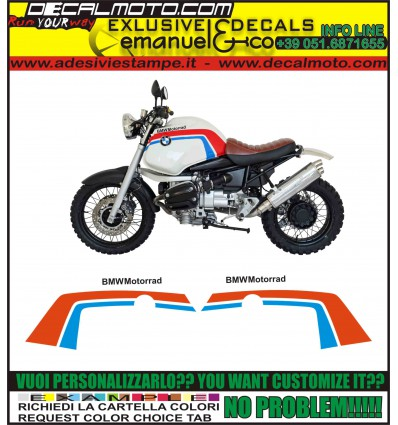 R1100 GS STRIPES